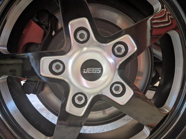 jegs wheel on 2001 blazer