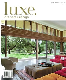 Quezada Architecture in Luxe Magazine