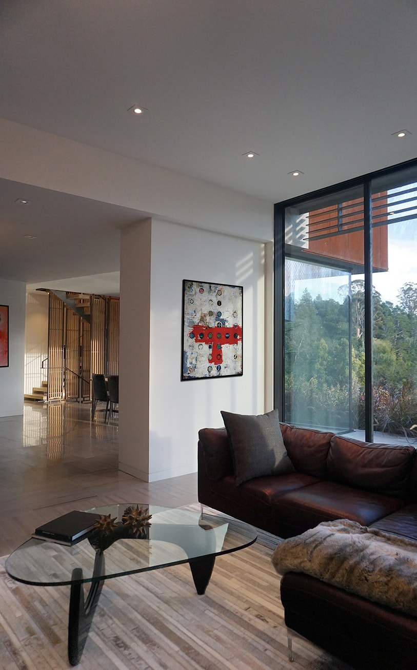 Canyon Residence by Quezada Architecture (Fred Quezada, Cecilia Quezada, Ed Tingley)