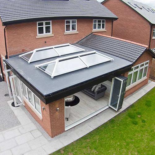 Bi Folding Garage Door: CS Garage Doors West Yorkshire