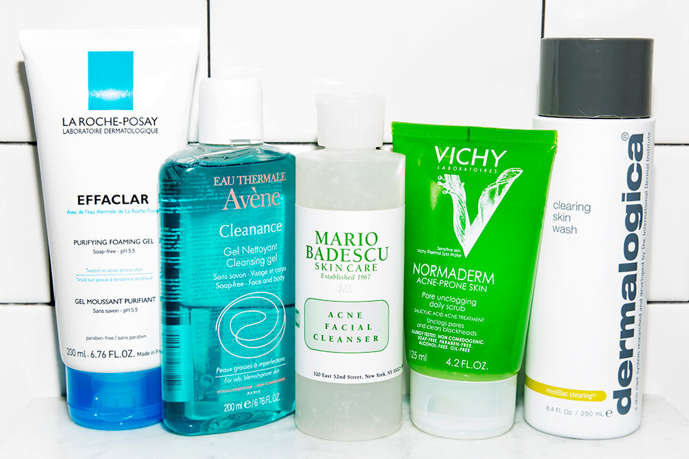 Which Cleanser Is Right For My Skin A Guide To Cleansers