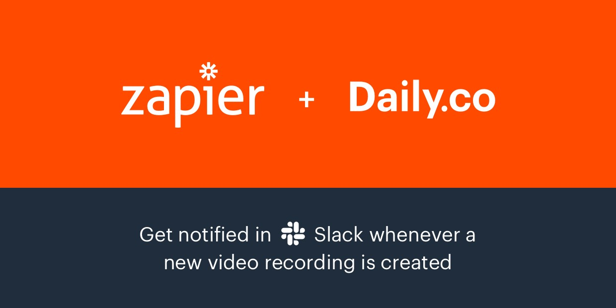 Zapier tutorial: Get Slack notifications for new video call recordings