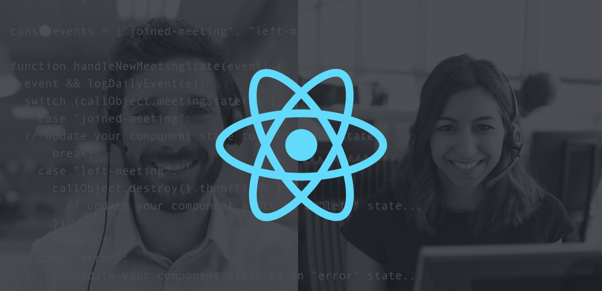 Building a custom video chat app with React