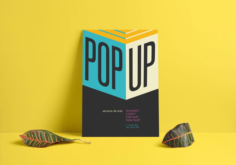 Pop Up - Semana de arte