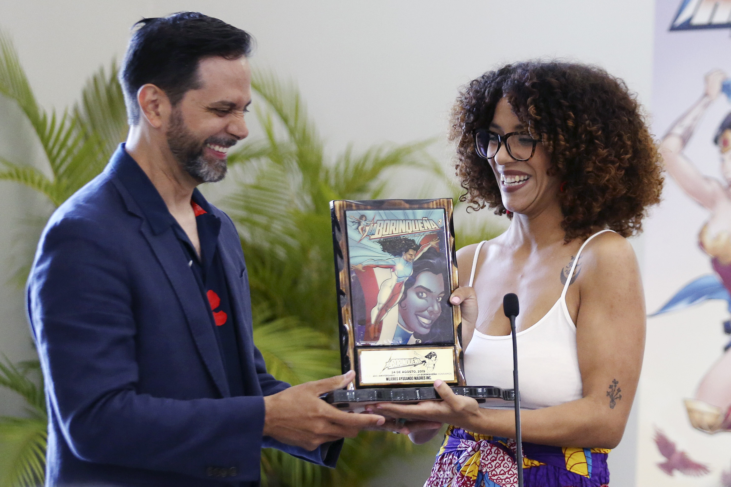2019 La Borinquena Awards
