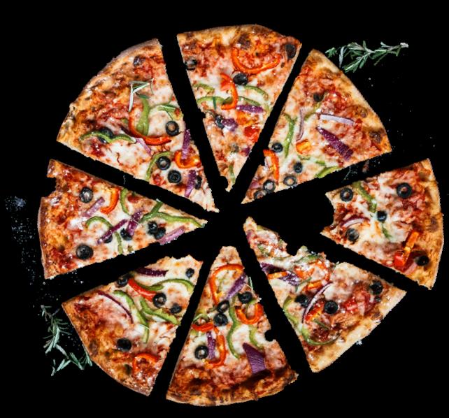 Pizza Groupshare Billeasy