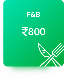 Category F&B Expenses Billeasy