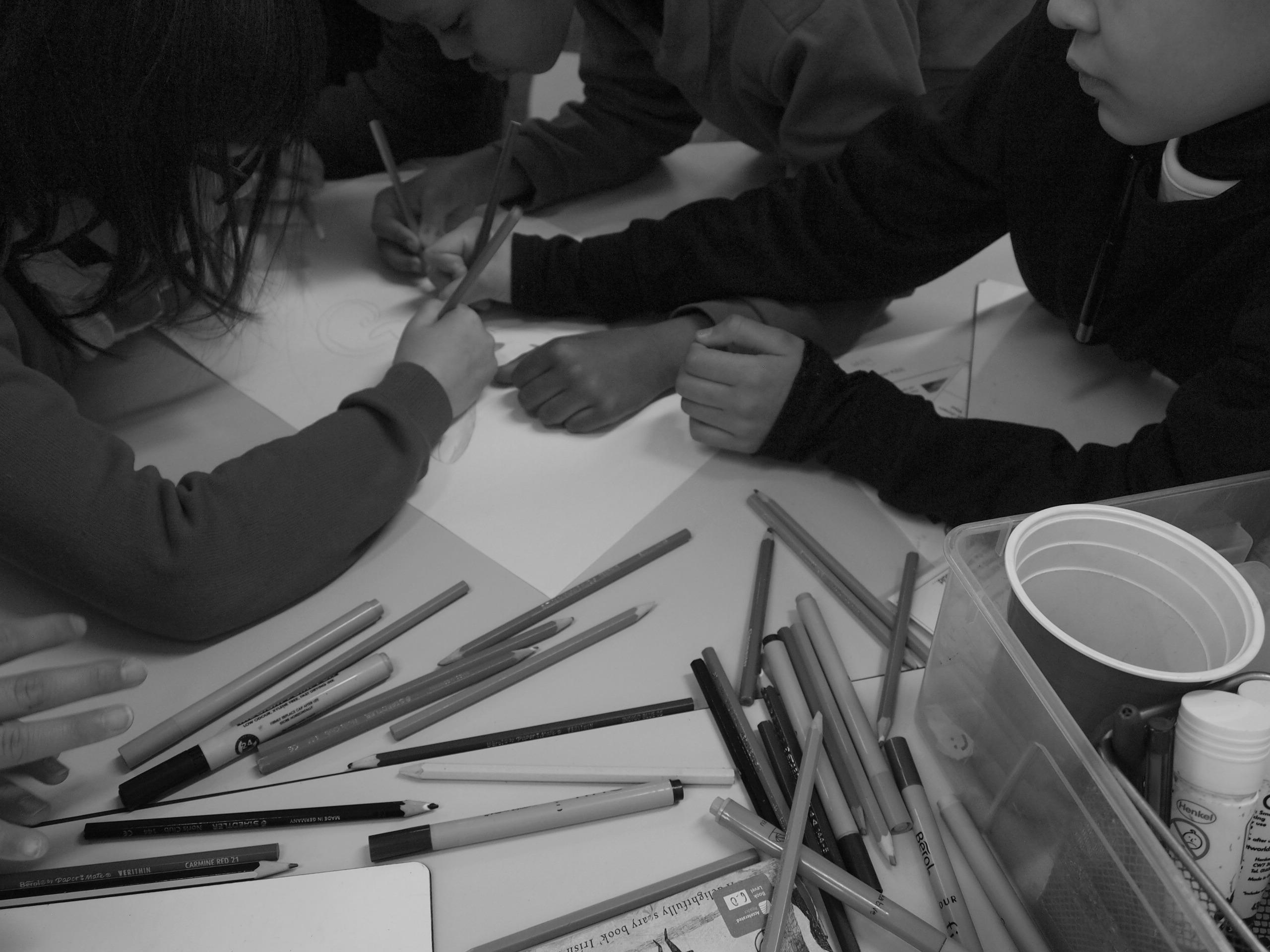 Crime Scene Investigation at Sacred Heart Primary School