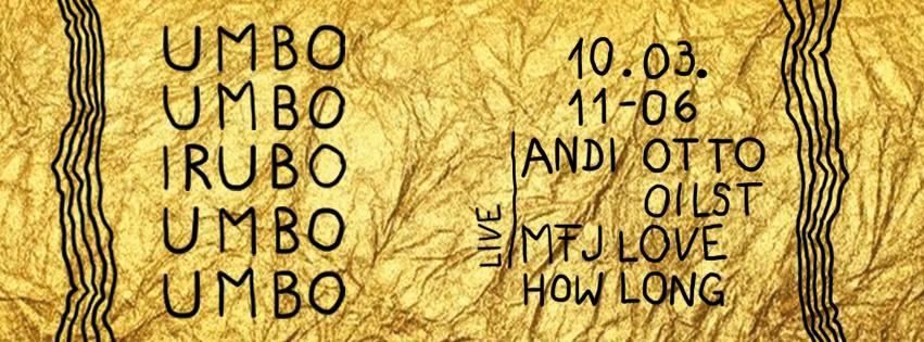 IRUBO mit Andi Otto live