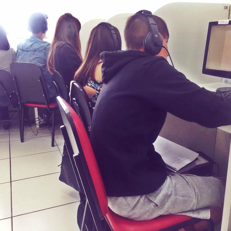 Informatics Students Photo