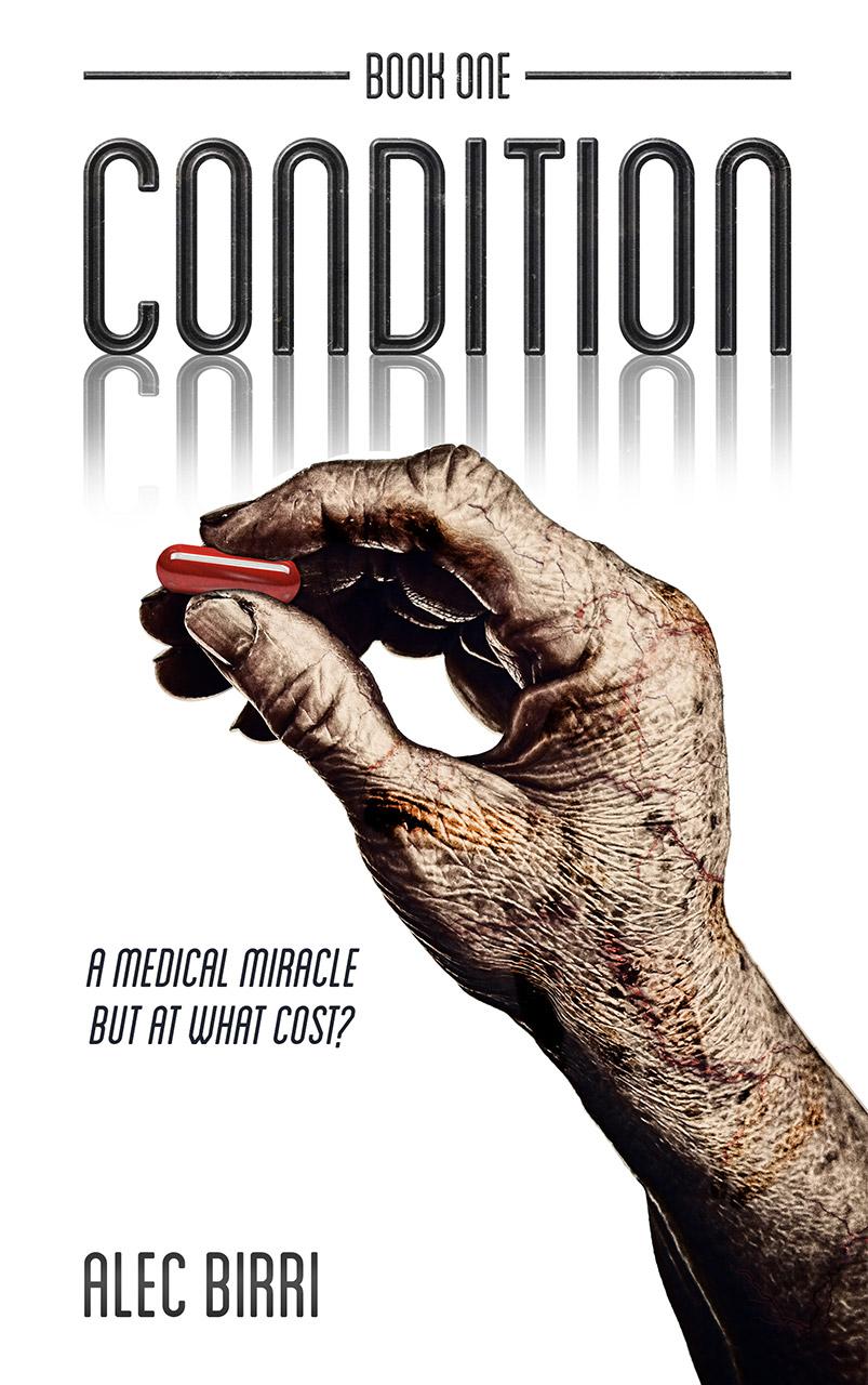 Condition Book One Book Cover Design