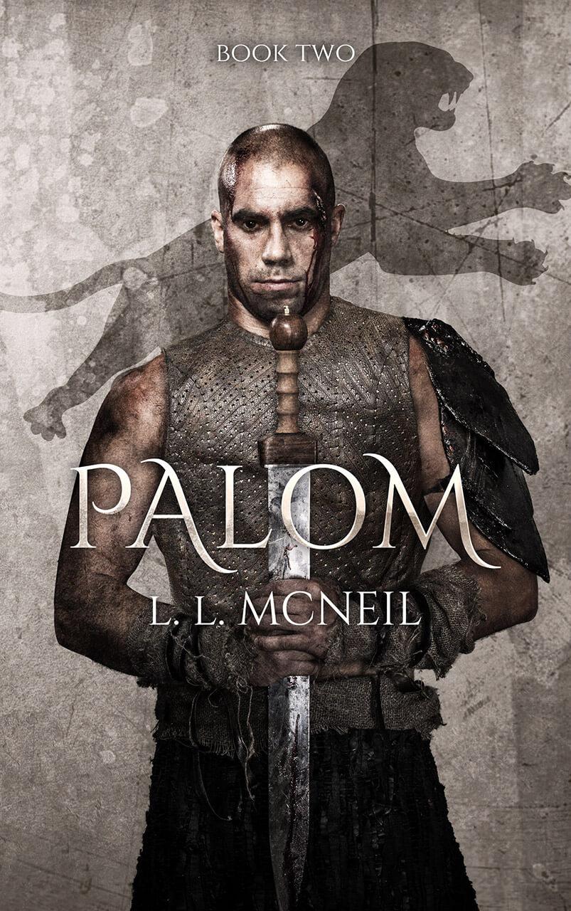 Palom Book Cover Design