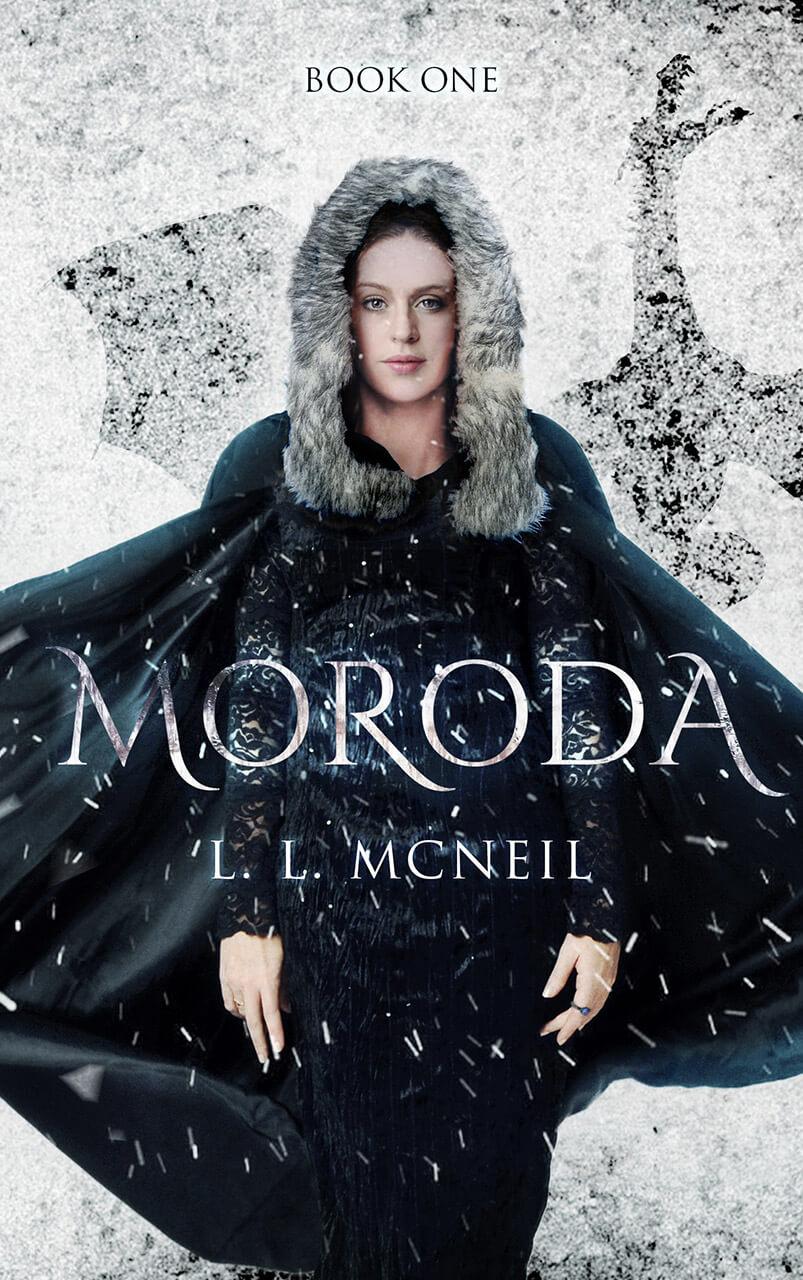 Moroda Book Cover Design