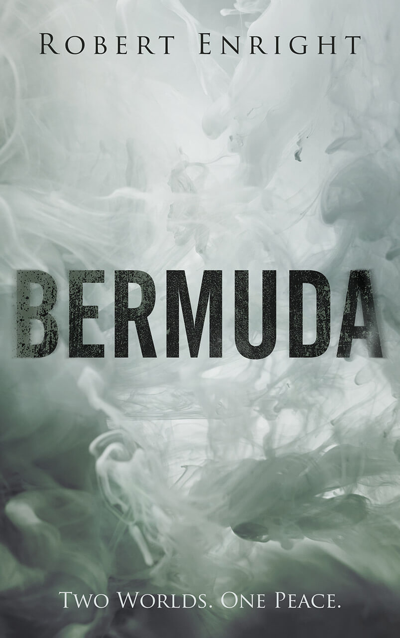 Bermuda Book Cover Design