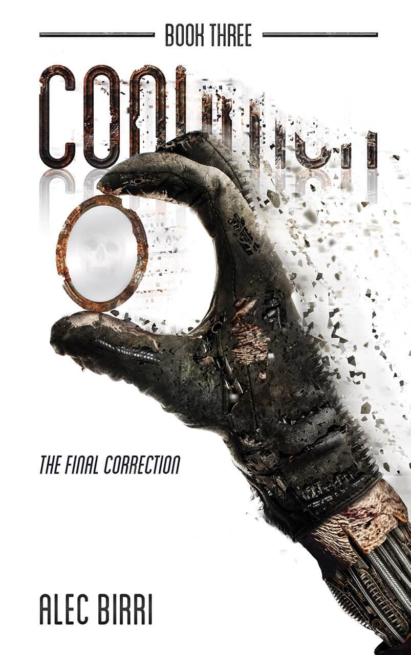 Condition Book Three Book Cover Design