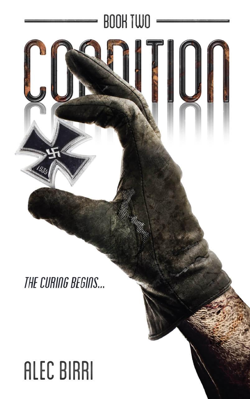 Condition Book Two Book Cover Design