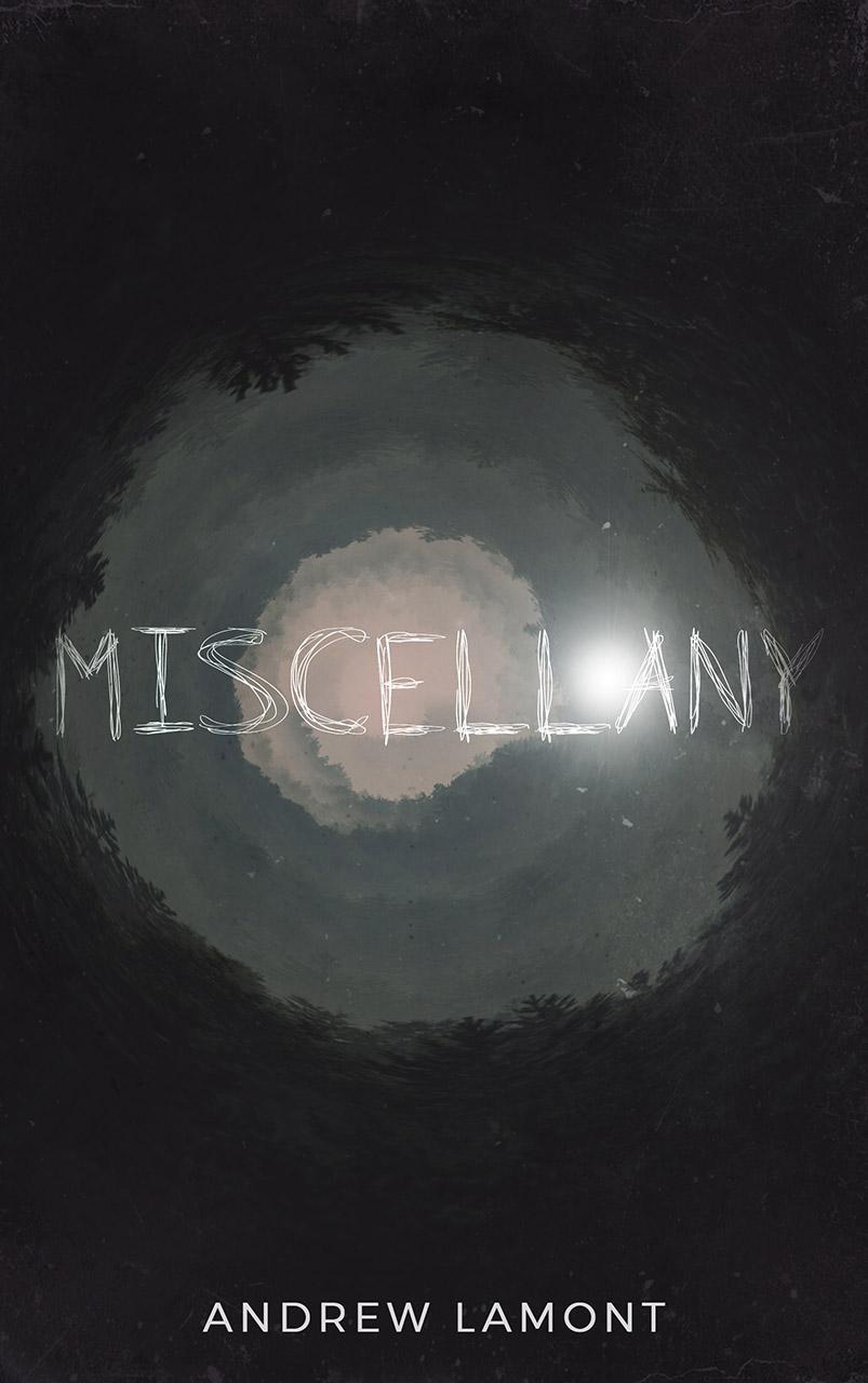 Miscellany Book Cover Design