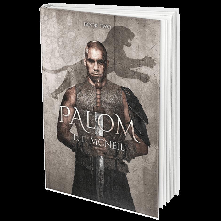 Palom Book Cover