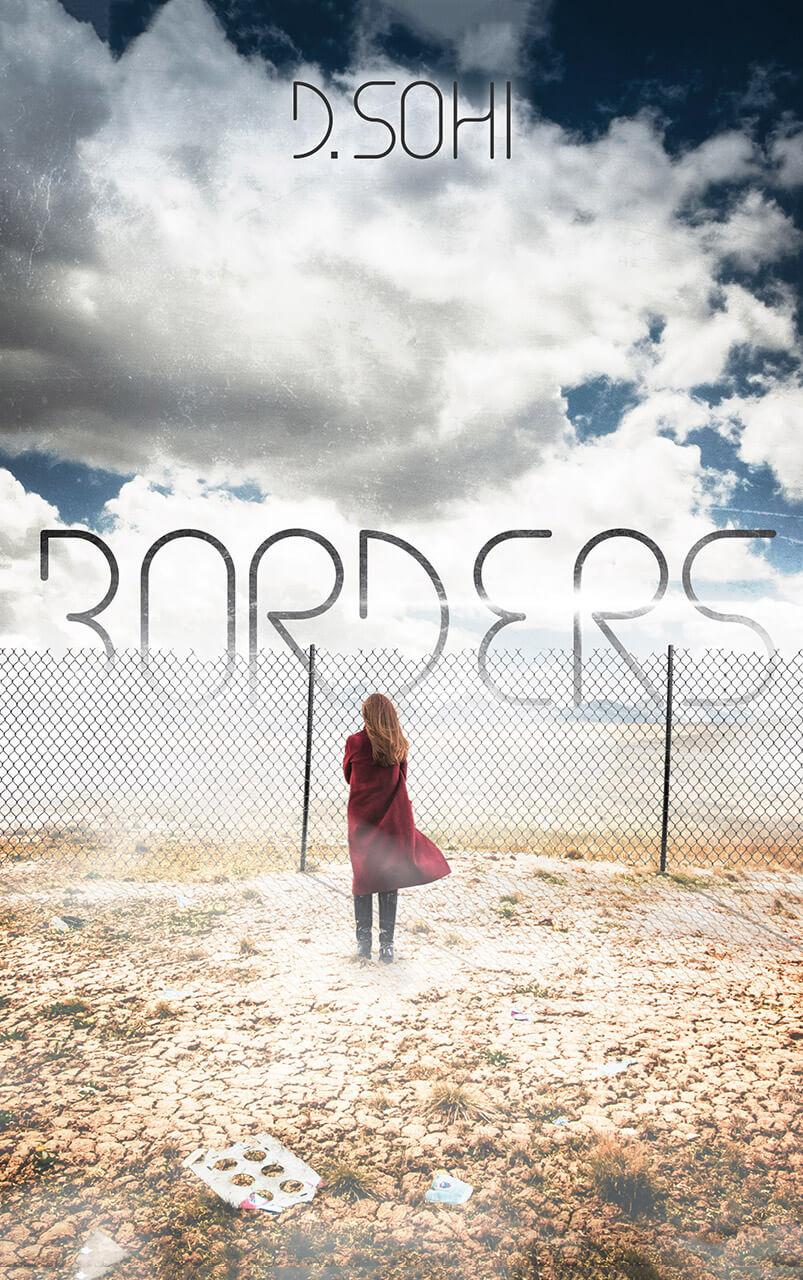 Borders Book Cover Design