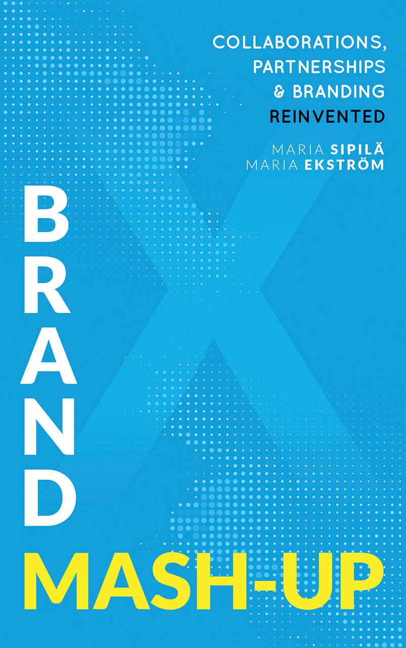 Brand Mashup Book Cover Design