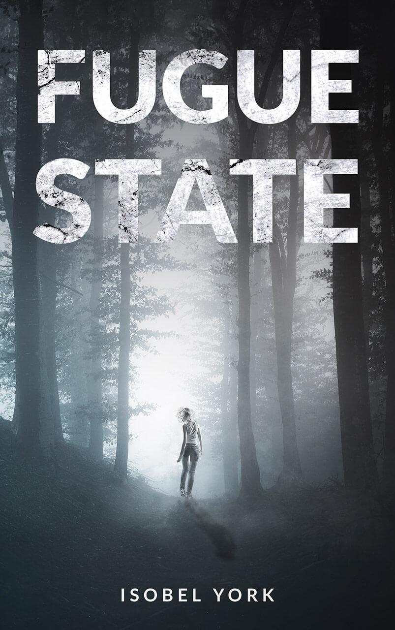 Fugue State Book Cover Design