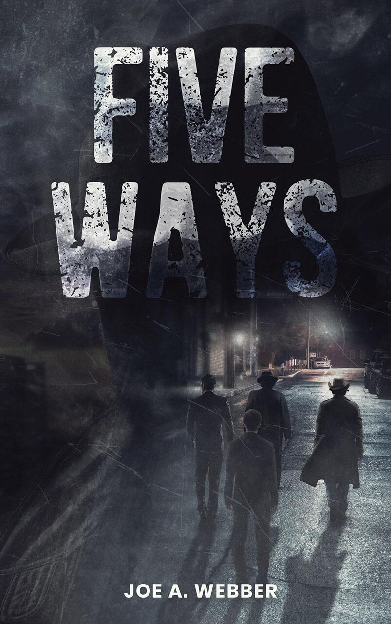 Five Ways Book Cover Design