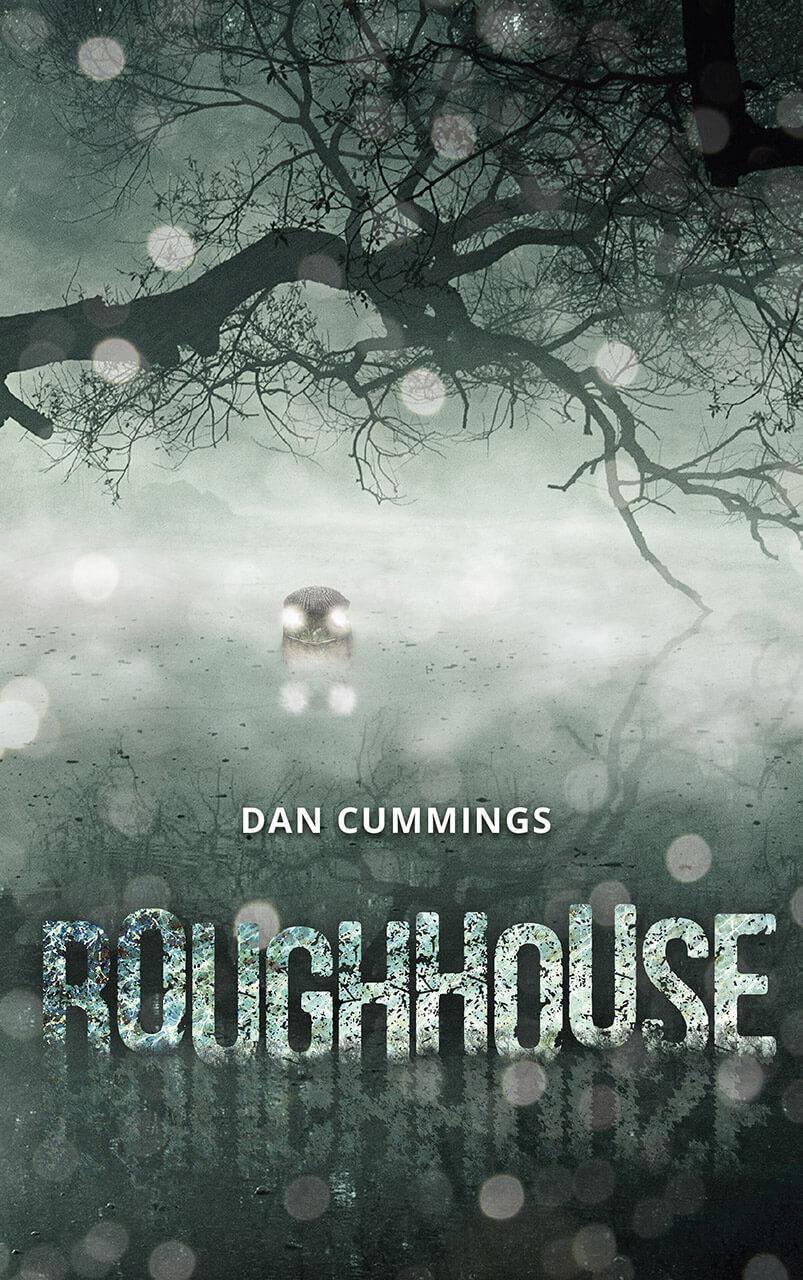 Roughhouse Book Cover Design