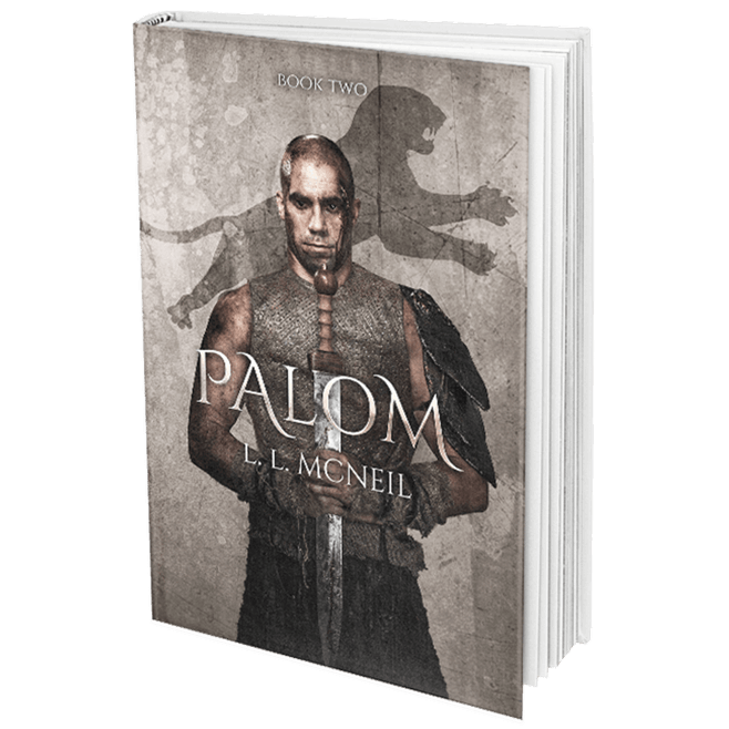 Palom Book Cover