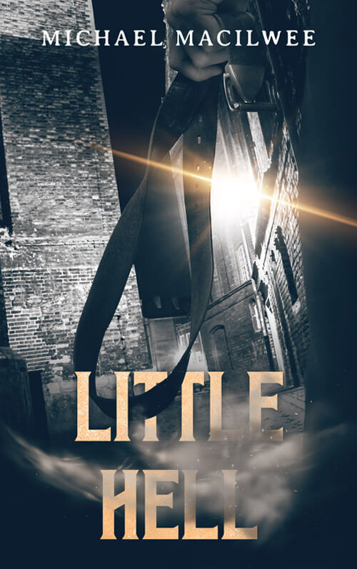Little hell book cover