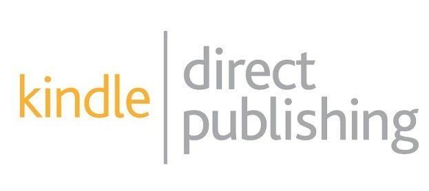 Kindle KDP logo