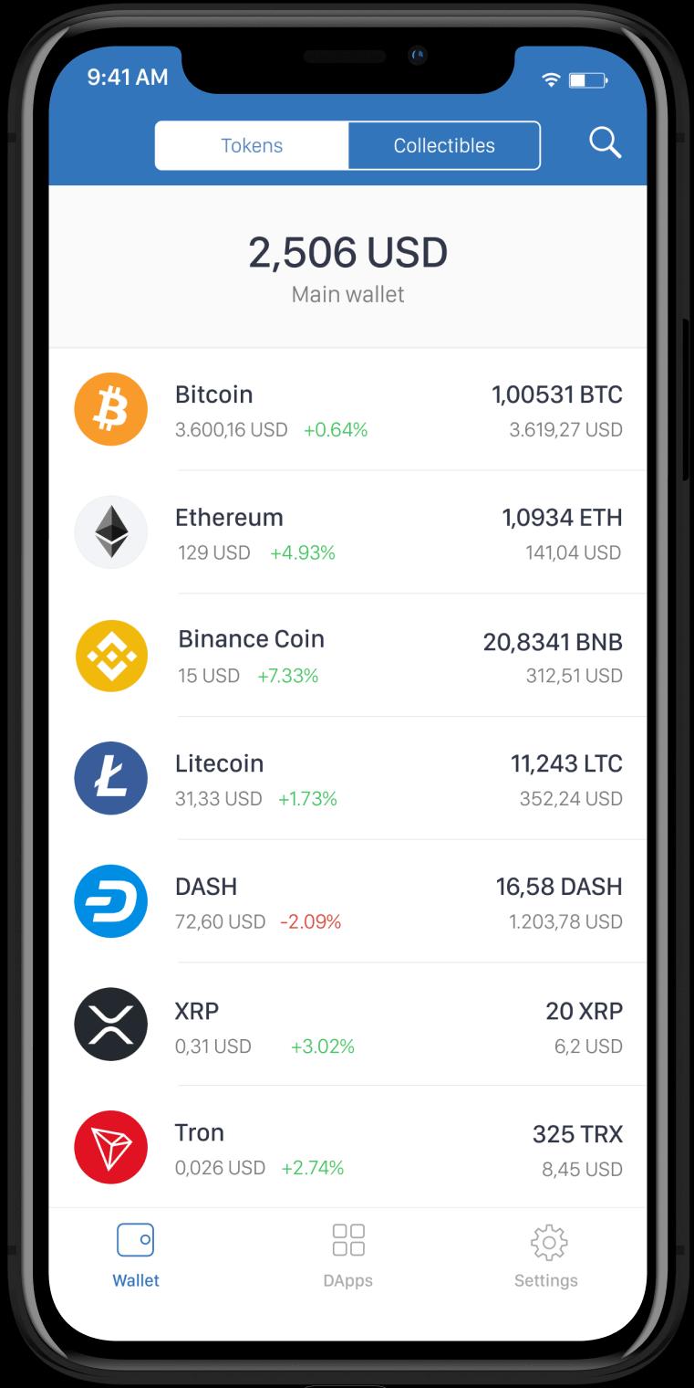 mobile-ethereum-wallet