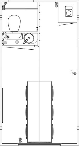 Scanvogn kontorvogn 420