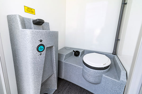 Choose Between 4 Different Toilet Types Portable Toilet