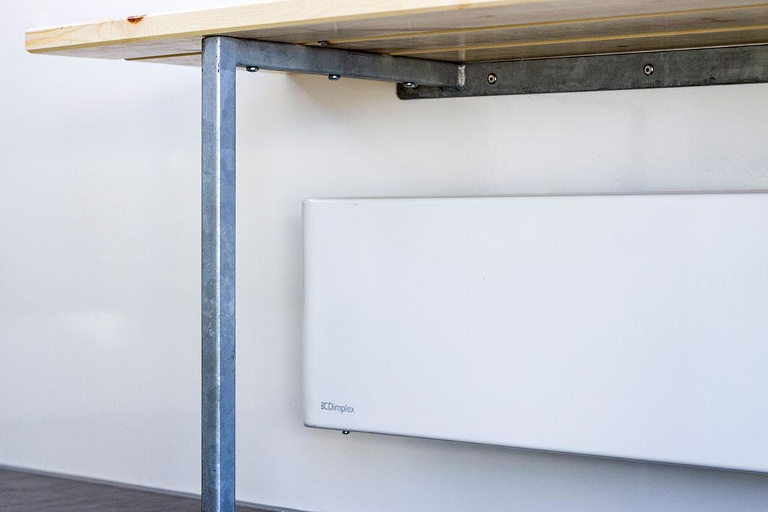 Scanvogn køkkenvogn radiator