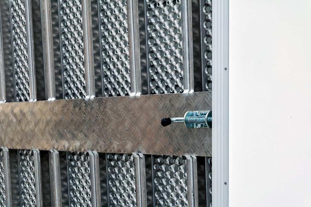 Scanvogn mandskabsvogn radiator