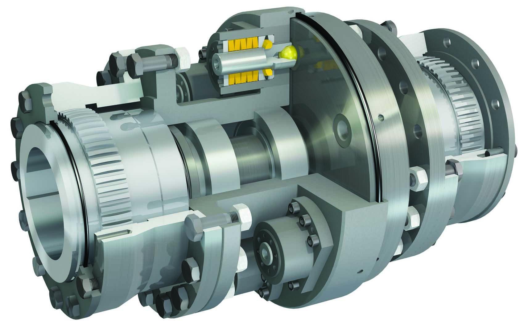 EAS®-HT torque limiters