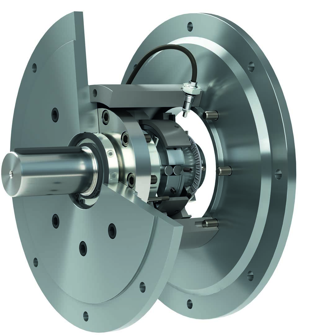 EAS®-HTL housed torque limiters