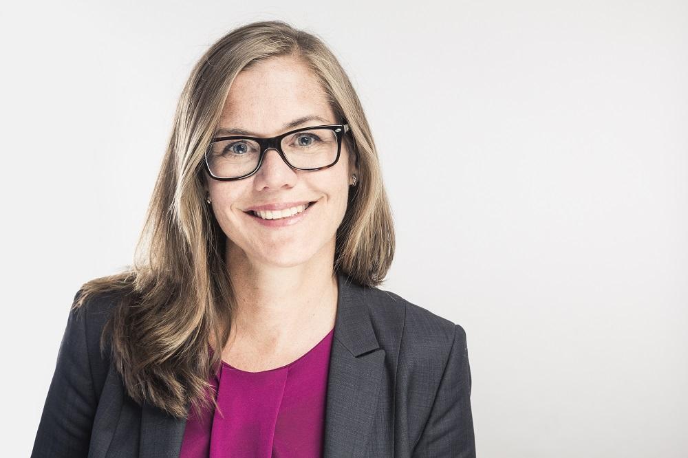 Ann-Louise Lökholm Klasson new President of Sweco Sweden