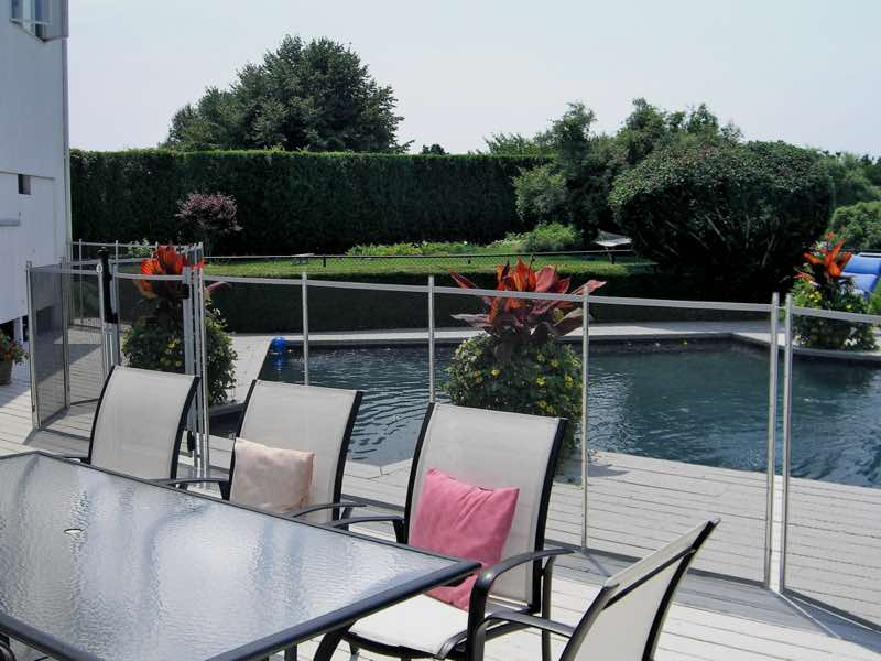 Guardian Pool Fence installed in Brookhaven New York