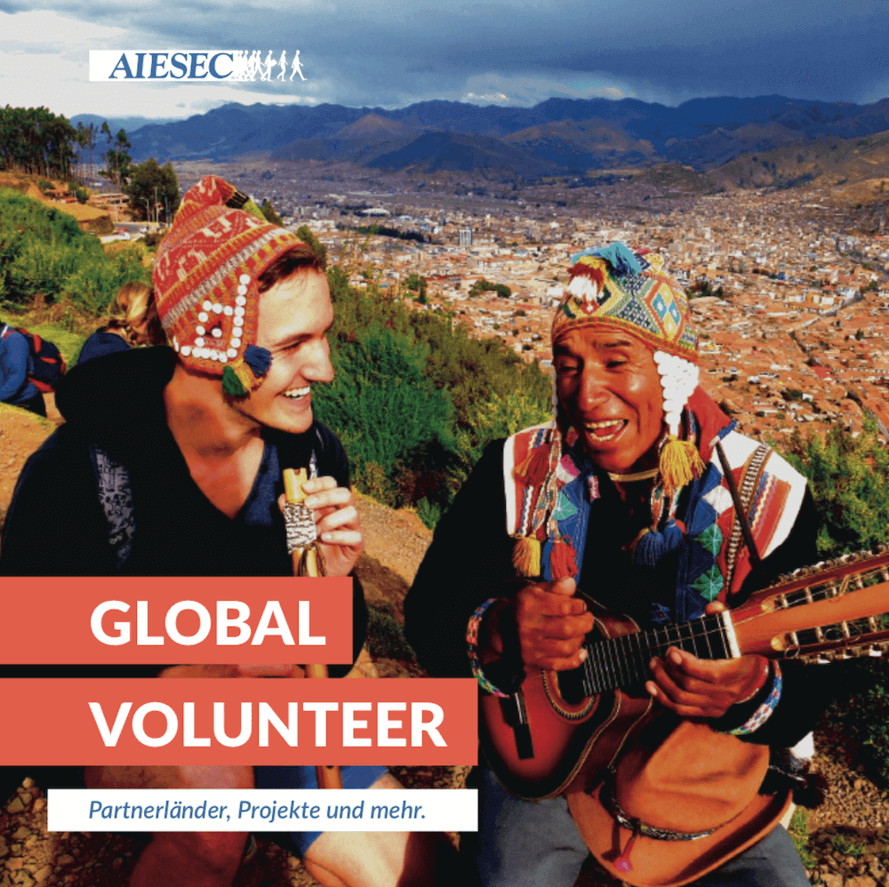 Global Volunteer Katalog