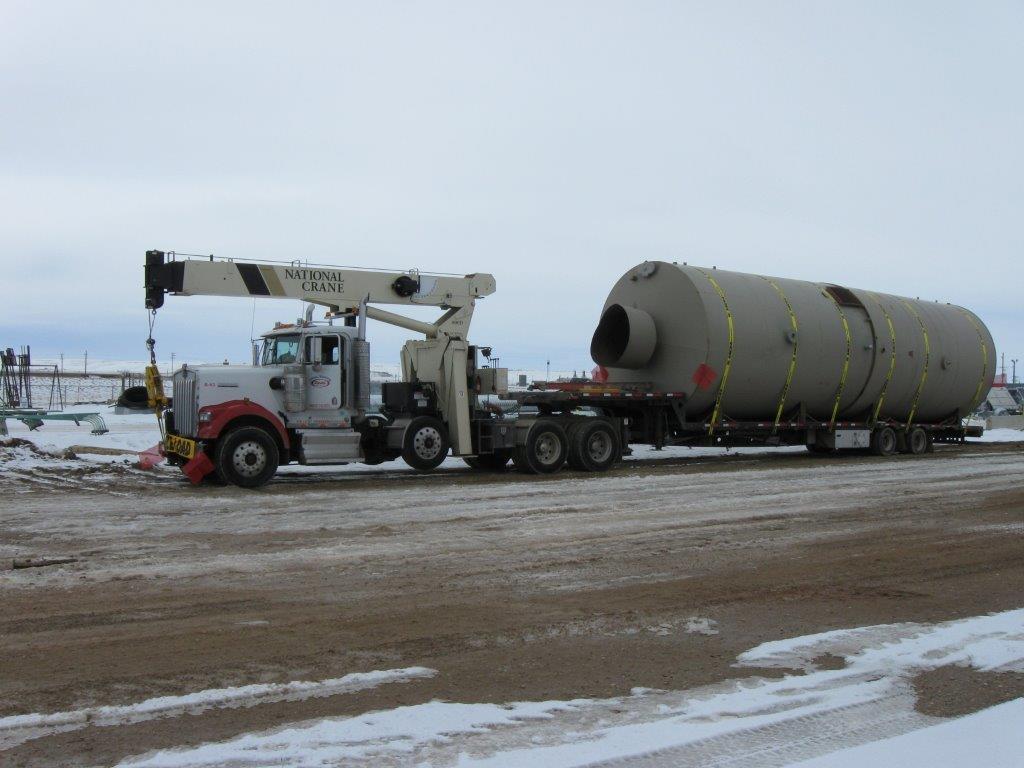 Redi Services | Industrial Heavy Haul Trucking