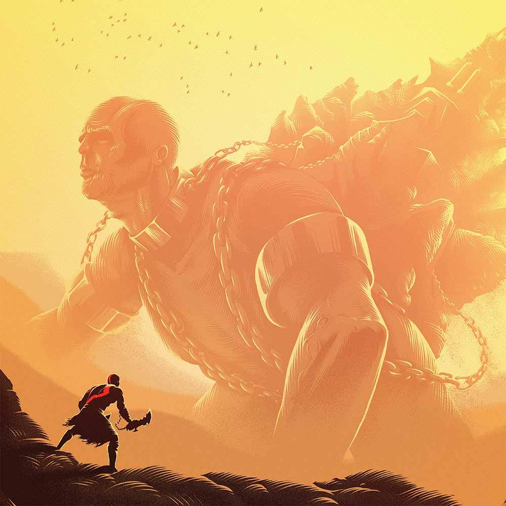 God of War Trilogy