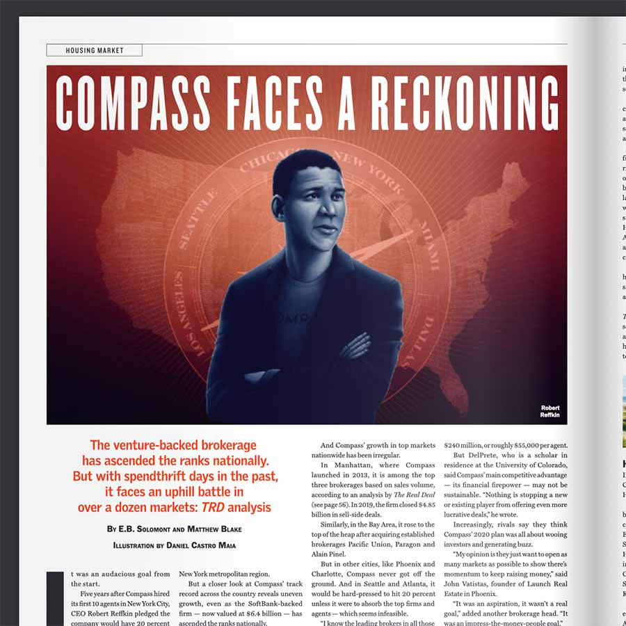 March 2020 - Compass Faces A Reckoning