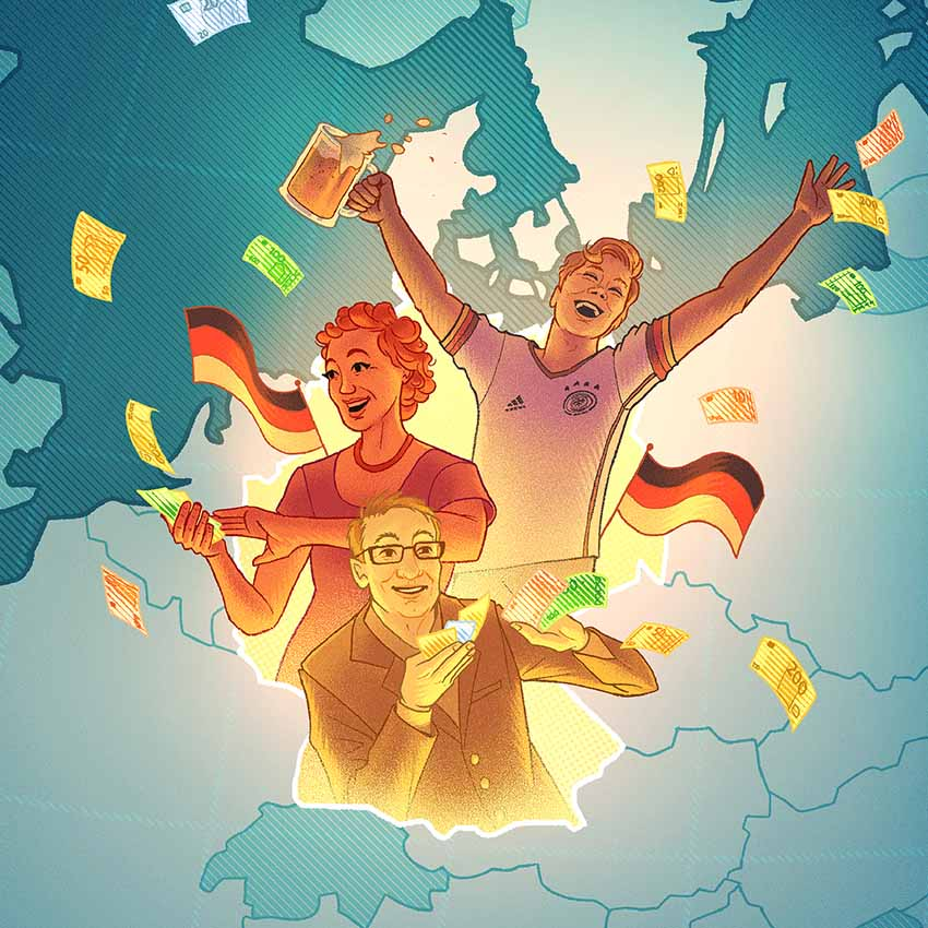 How Germany Learned to Love EU Bailouts