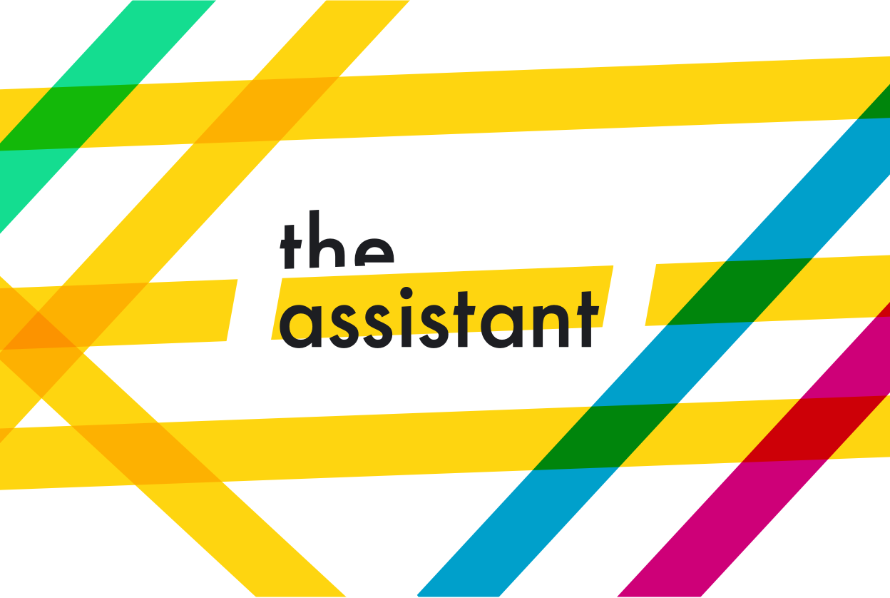 The Assistant Business Card
