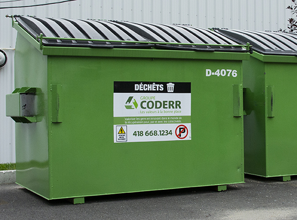 Bacs Groupe Coderr
