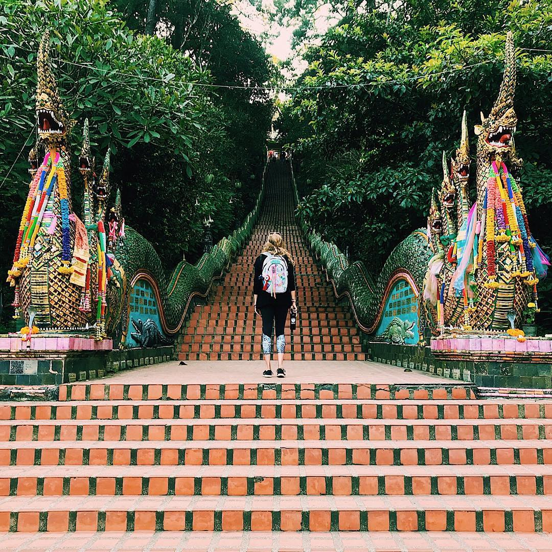 ‍Ariela takes on Thailand