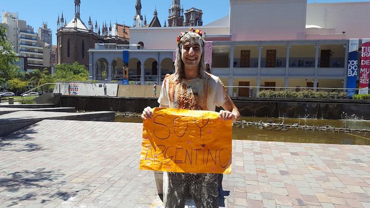 Remote Year Veritas Nick Tyral Argentinian Graduation ceremony