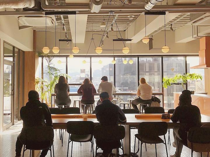 Andwork Kyoto Coworking Space | Remote Year