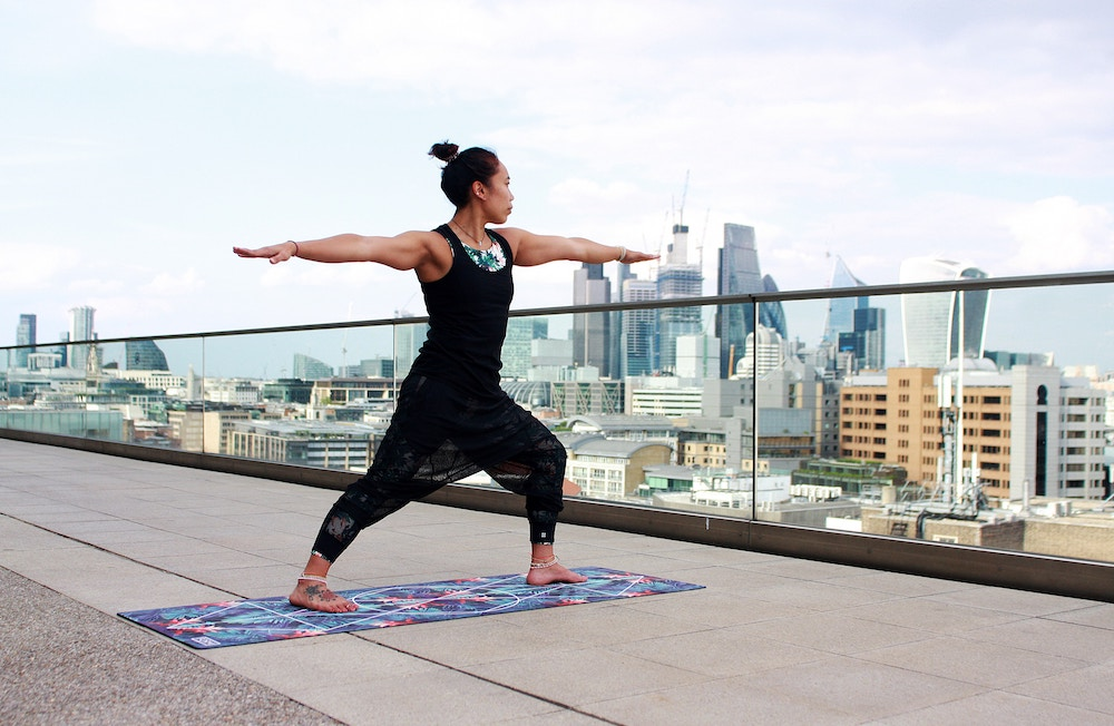 Pack Your Travel Yoga Mat   7 Tips to Stay Healthy and Happy While Traveling   Remote Year